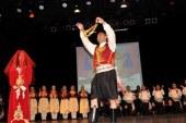 KKTC Halk Dansı ekibine Macarlar'dan büyük ilgi