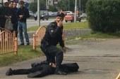 Rusya'da bıçaklı saldırı terörü: Çok sayıda yaralı var