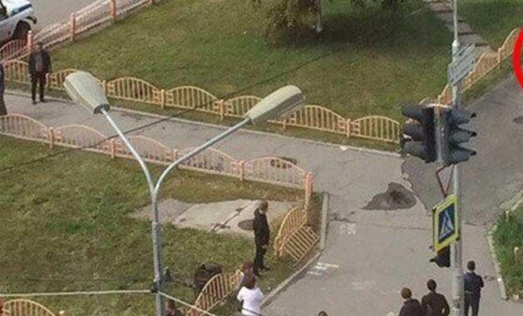 Rusya'daki bıçaklı saldırıyı DAEŞ üstlendi