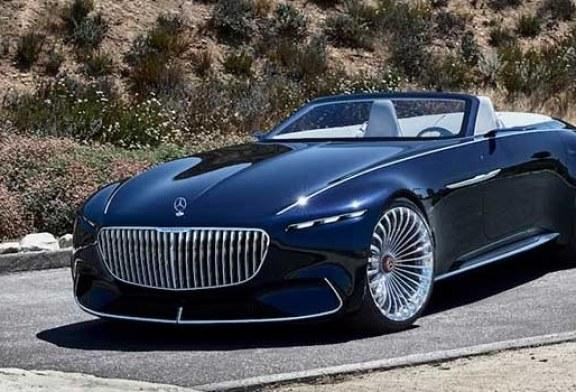 Mercedes'ten Tesla'ya rakip
