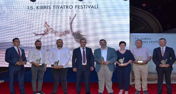 Photo of 15'inci  Kıbrıs Tiyatro Festivali 7 Eylül'de başlıyor