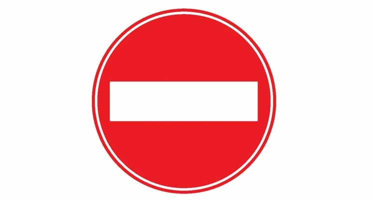 trafiğe-kapalı-yol
