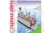 Kıbrıs Gazetesi'ne Karikatür Tepkisi