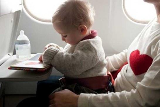 THY'den bebekli aileler için yeni uygulama