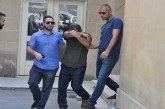 Teminatla serbest bırakıldı