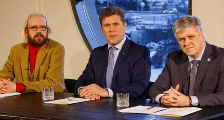 Photo of İzlanda'da pedofili skandalı hükümeti çökertti