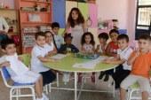 Gemikonağı'nda Erdal Abit İlkokulu sevinci