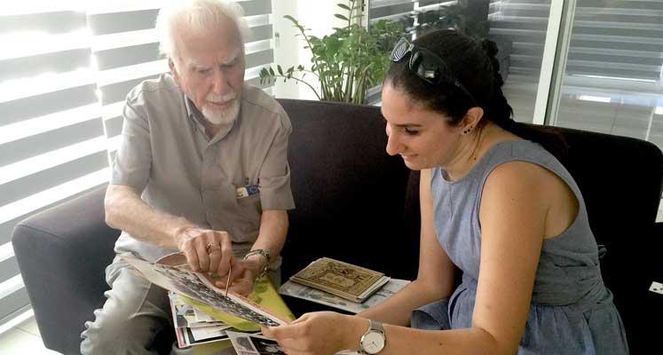 Kıbrıslı Ermeniler anılarını anlatıyor