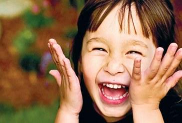 Ağız dolusu gülmeyi unutmayın