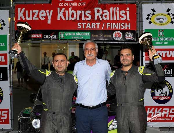 KKTC Ralli Şampiyonası