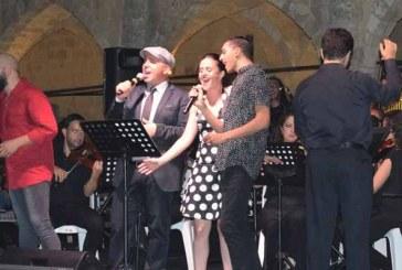 Lefkoşa'da Frank Sinatra şarkıları yankılandı