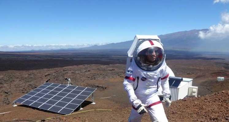 essay on a trip to mars