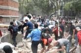 Meksika'daki depremde ölenlerin sayısı 325'e ulaştı