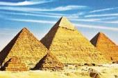 Piramitlerin sırrı çözüldü