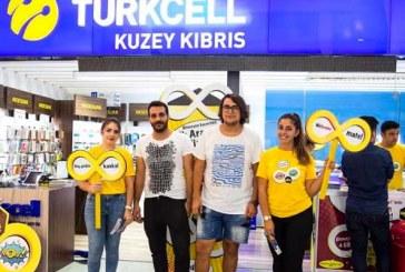 Kuzey Kıbrıs Turkcell'den  öğrencilere 'Hoş Geldin'