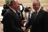 Cumhurbaşkanı Akıncı, Newtork'ta Çavuşoğlu ile görüştü