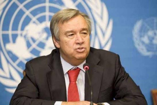 'Guterres Belgesi BM'nin rolünü değiştirebilir'