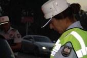 13 araç trafikten men edildi