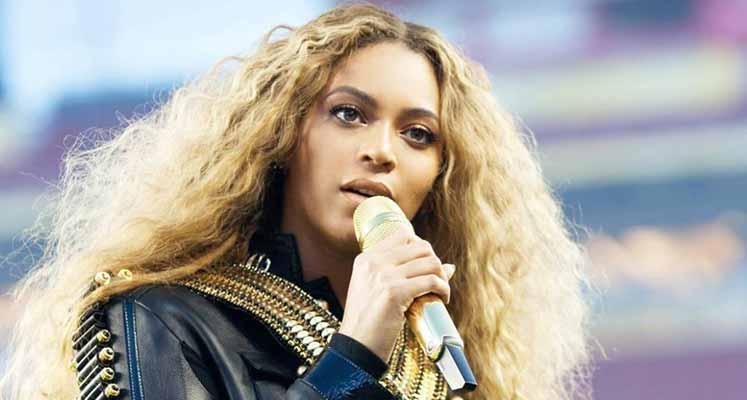 Photo of Beyonce'den anlamlı organizasyon