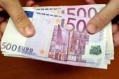 İsviçre'de tuvaletlerde 500 Euro'luk banknotlar bulundu