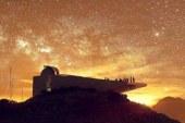 Trodos'taki gözlemevi için Star Wars'tan esinlenildi
