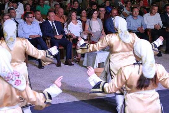Geçitkale Kültür ve Sanat Festivali başladı