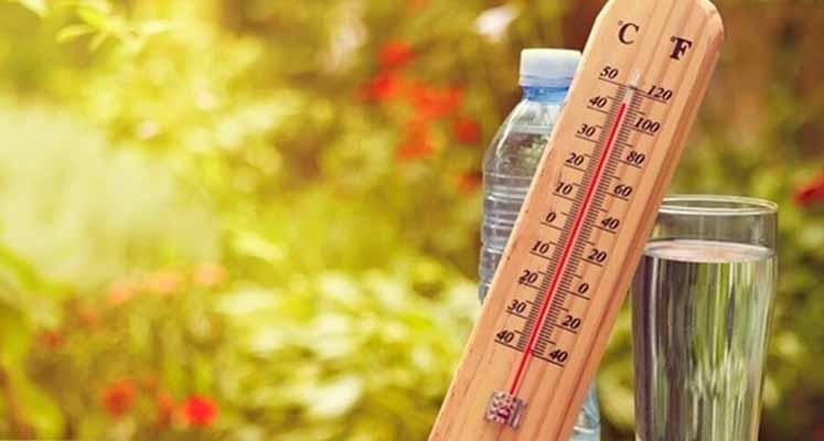 Photo of Hava sıcaklığı yarından itibaren artacak