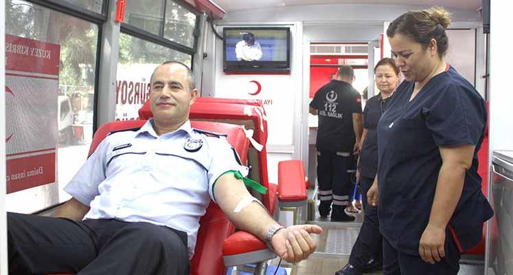 Photo of İki günde 39 ünite kan toplandı