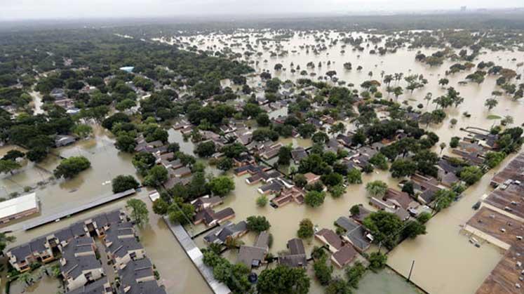 Photo of Harvey Kasırgası'nın maliyeti 180 milyar dolar