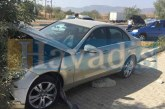 Lefkoşa – Girne yolunda korkutan kaza: 3 yaralı