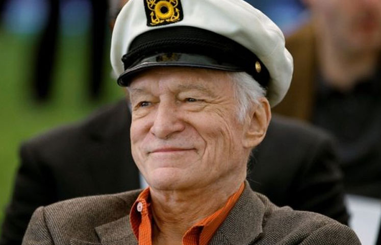 Photo of Playboy'un kurucusu Hugh Hefner öldü
