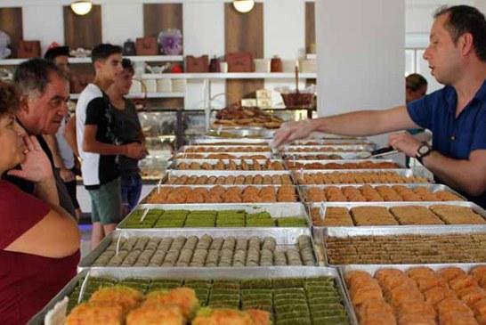 Petek Pastanesi'nden Akdoğan'a dev yatırım