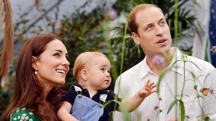 Photo of William ve Catherine üçüncü çocuklarını bekliyor