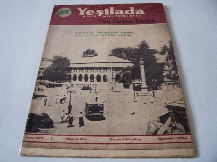 Yeşilada Dergisi (The Green Island): 1948-1951*