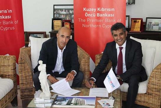 Evergreen Developments ve Creditwest Bank yatırım finansman garantörlük anlaşması imzaladı