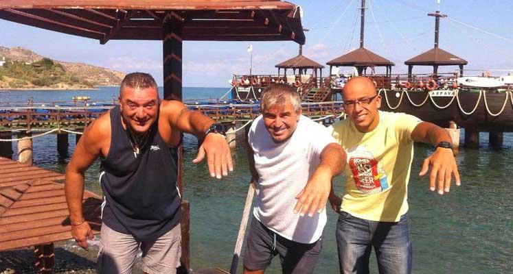 Caner Aspava, Osman Akkuş , Hasan İlker