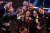 FIFA Yılın Erkek Oyuncusu Ödülü Ronaldo'nun