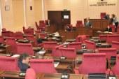 Mecliste 'hodri meydan' savaşları