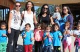 Nazlı Çiftliği Montessori çocukları ile şenlendi