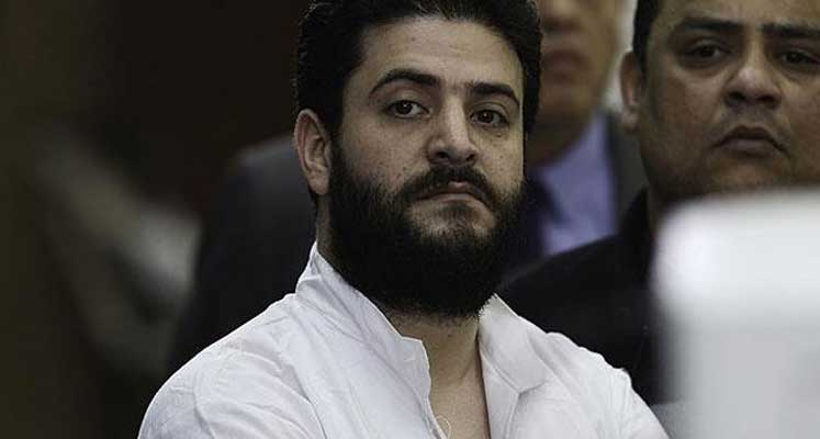 Photo of Mursi'nin büyük oğlu Usame'ye 3 yıl hapis cezası