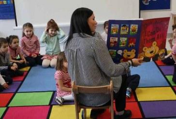 Pınarbaşı Anaokulu yeniden eğitime başlıyor