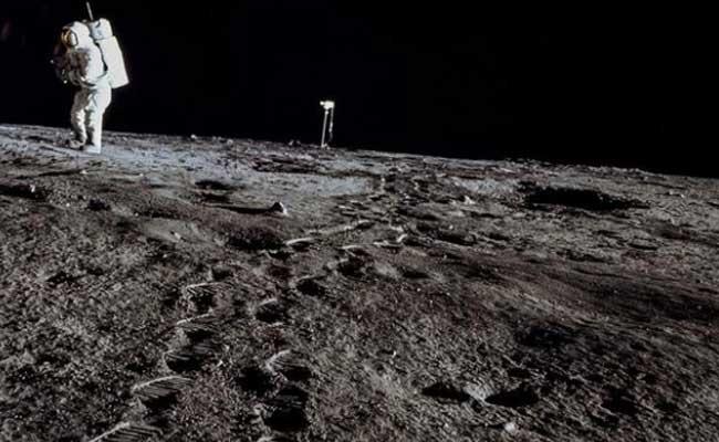 Ay'da ilginç keşif