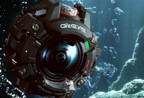 İşte ekstrem koşulların aksiyon kamerası
