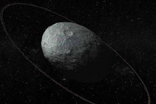 Cüce Gezegen'in halkası keşfedildi