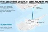 Kıbrıs kabloyla Akkuyu'ya bağlanacak