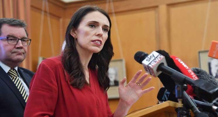 Yeni Zelanda'ya 37 yaşında kadın başbakan