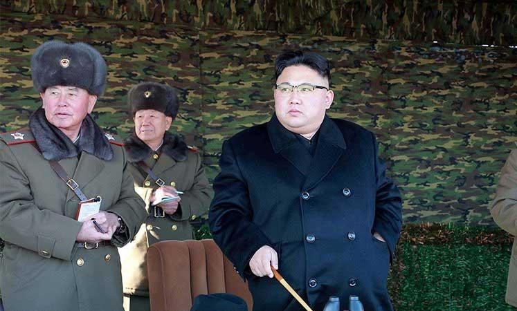 """Photo of """"Kim, ABD'nin batı kıyısını vuracak"""""""