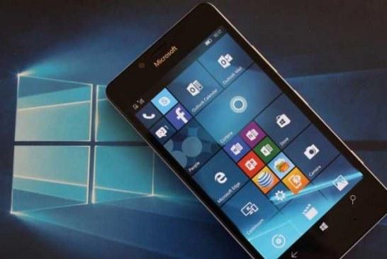 Microsoft firması Windows 10 Mobile'ı resmen bitirdi…