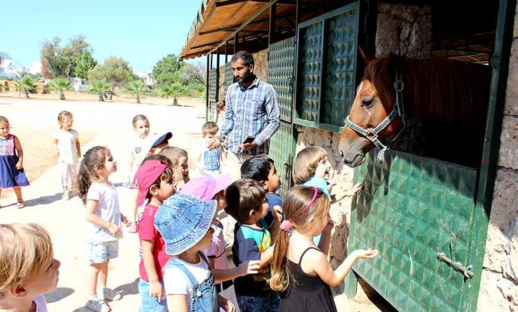 Photo of Montessori çocukları hem öğrendi hem eğlendi