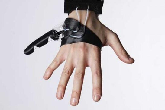 Bir elinizde artık 6 parmak olacak